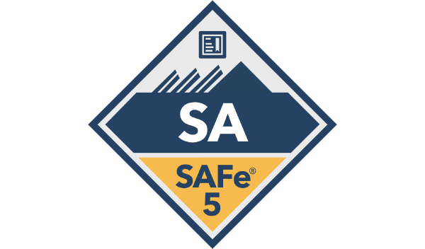 SAFe 5 Scaled agile Framework